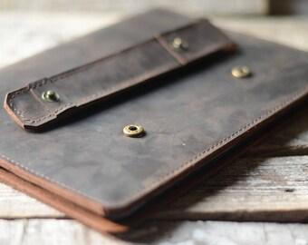 IPad air 2 leather wallet  Ipad Mini 4 case book ipad pro 10.5 leather case  ipad pro 9.7 with pencil holder leather case   monogram