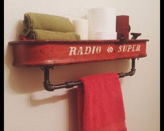 Vintage Radio Flyer Wagon Shelf - several options to choose from