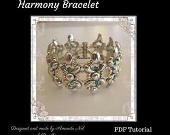 Harmony Bracelet Tutorial