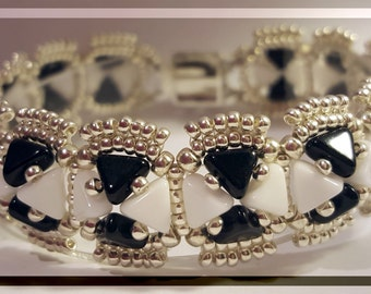 Jester's Crown Bracelet PDF Tutorial