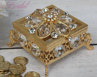 FAST SHIPPING!! Gold Wedding Unity Coins, Wedding Arras, Arras de Boda, Arras, Wedding Coins, Arras para Boda