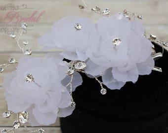 SALE*SALE!! Bridal Hair Comb, Wedding Hair Comb, Crystal Hair Comb, Swarovski Hair Comb, Hair Comb, Headpiece, Crystal Headpiece