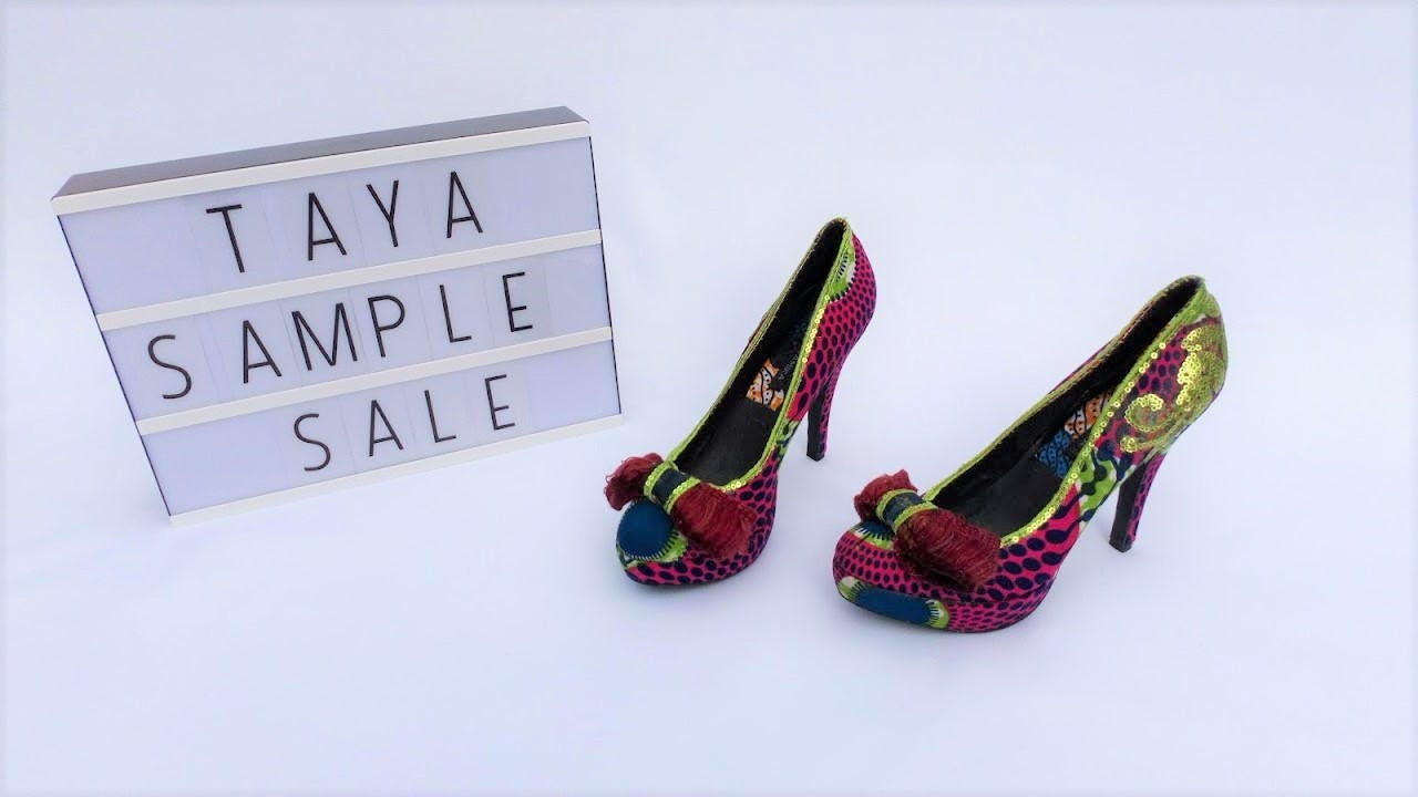 African Print Pink  Green and  Navy Blue African Print  and Heels  UK Shoe Size 4  US 6  Euro 36 African Print  Shoes Ankara Fabric Covered Shoes 27d5a5