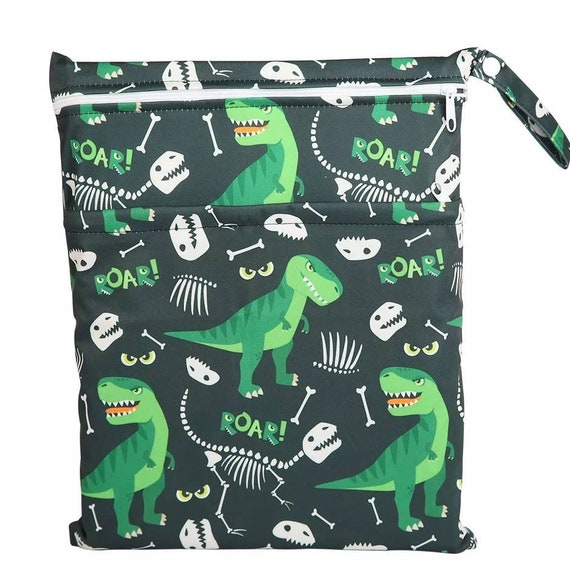 Hanging Diaper Wet Bag - Beach Wet Bag - Diaper Wet Bag - Large Diaper Wet Bag - Hospital Wet Bag - Cloth Diapering in the Hospital