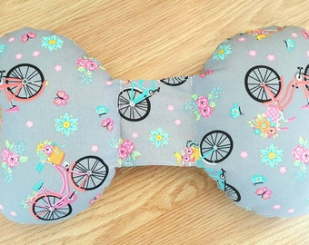 Infant Head Support - Torticollis - Positional Plagiocephaly - Elephant Ear Pillow - Car Seat Head Support - Unique Baby Shower Gift