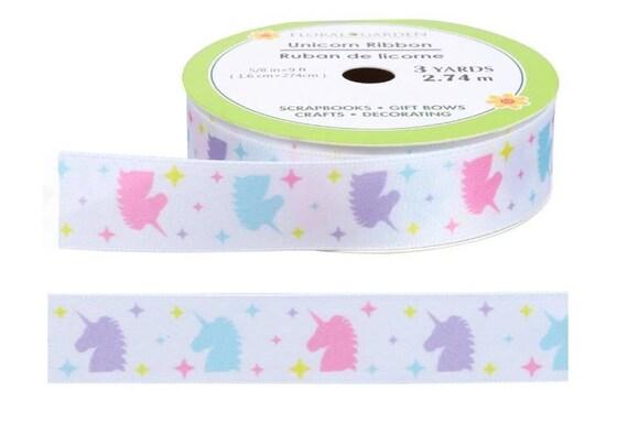 Unicorn Star Ribbon - Unicorn Ribbon - Ribbon Blanket Accessories