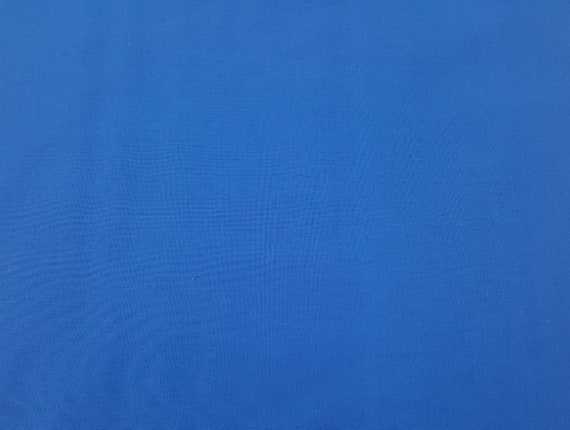 Blue Cotton Fabric - Cotton Material by the Yard - 100% Cotton