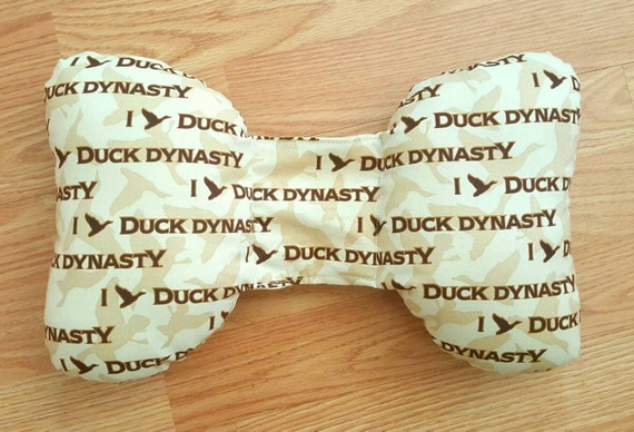 Duck Dynasty Infant Head Support - Torticollis - Positional Plagiocephaly - Elephant Ear Pillow - Car Seat Head Support - Baby Shower Gift