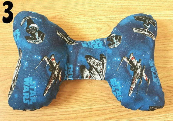 Star Wars Infant Head Support - Torticollis - Positional Plagiocephaly - Elephant Ear - Car Seat Head Support - Unique Baby Shower Gift