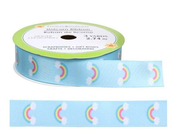Rainbow Ribbon - Unicorn Ribbon - Ribbon Blanket Accessories
