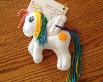 Starshine My Little Pony plush ornaments