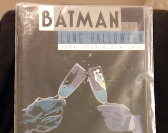 vintage batman comic #4 out of 13
