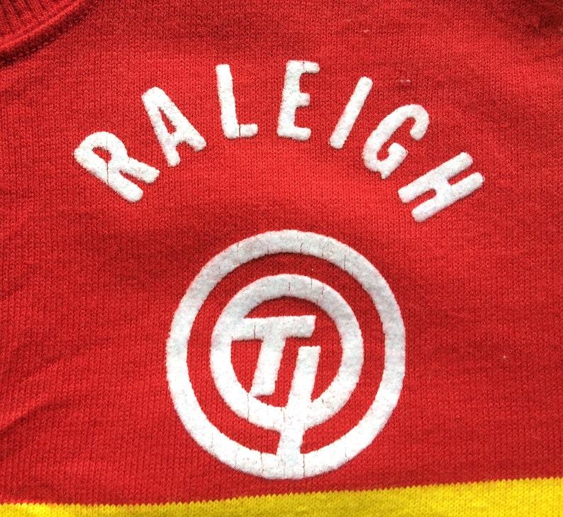6bc2fe5f61039 Auf Verkauf 32 % Vintage Raleigh Langarm 70er Jahre 80er Jahre
