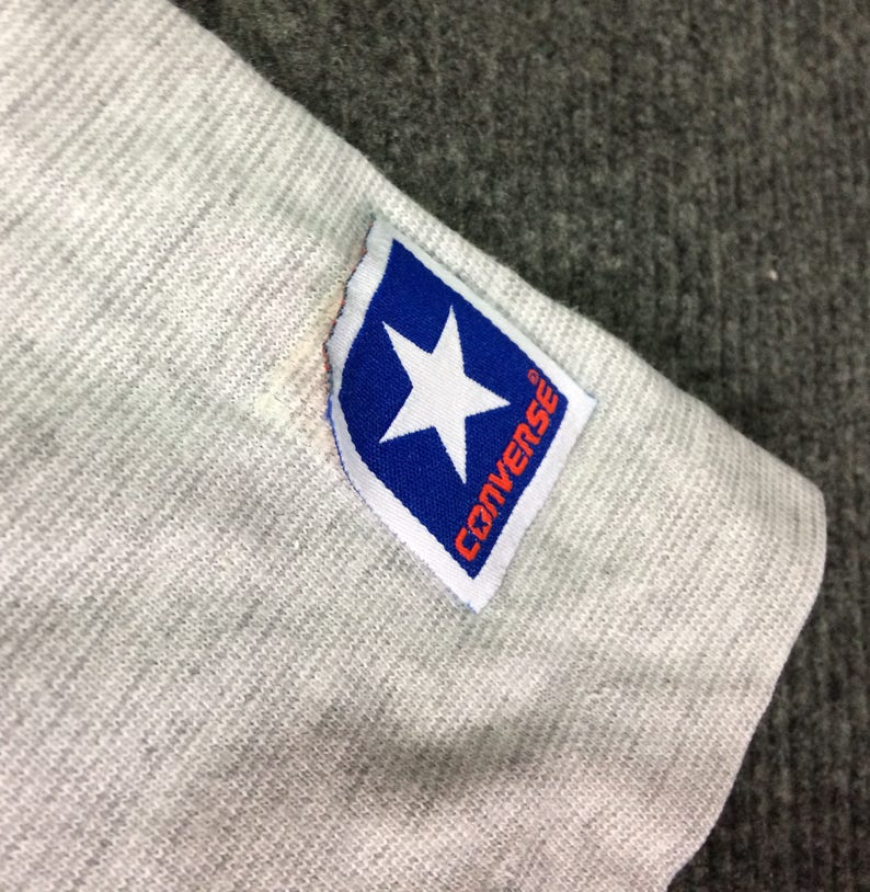 ad88e935ecd57 On Sale 30% Vintage Converse One Star Usa Hip hop Made In JAPAN Style 90s T  shirt