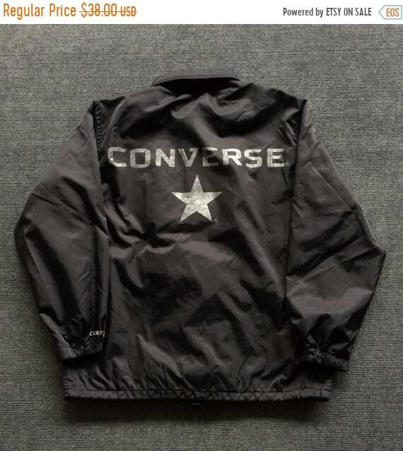 f6f4c1ac8705 Christmas Sale Vintage Converse One Star Big Logo Usa Hip hop Style 90s  Sweater