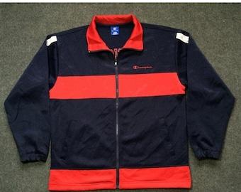On Sale 28% Vintage Champion Hip Hop Sport Mods Indie 90s 80s Sweater