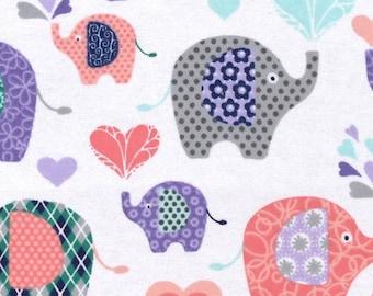 XXS-XXL Decorated Elephants Bandana