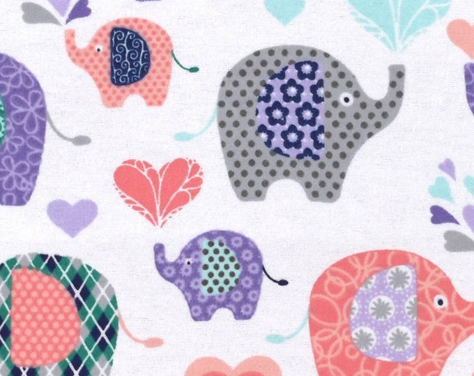 XXS-XXL Decorated Elephants Bandana
