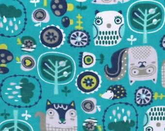XXS-XXL Woodland Owls Bandana