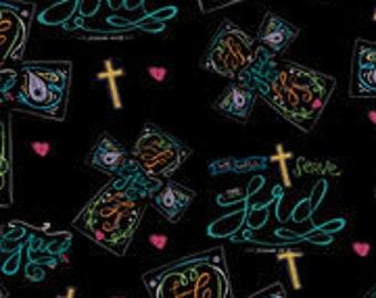 XXS-XXL Neon Serve The Lord Bandana