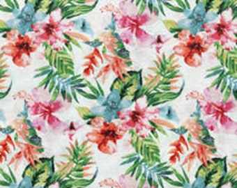 XXS-XXL Floral Hawaiian Bandana