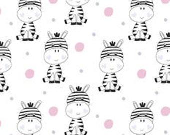 XXS-XXL Cutie Zebra Bandana