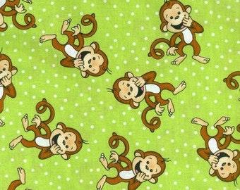 XXS-XXL Hey, Hey! We're the Monkeys Bandana Bib