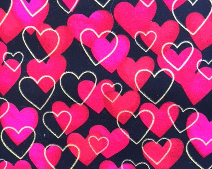 XXS-XXL Glittery Take Another Little Piece of My Heart Bandana