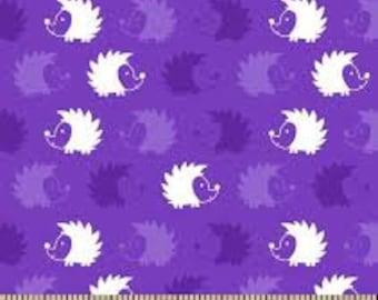 XXS-XXL Purple Hedgehogs Are the Cutest Bandana