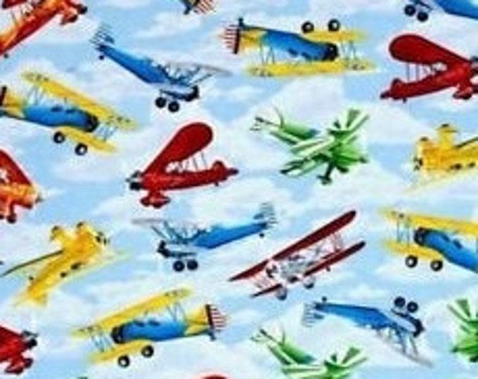 S-XXL Vintage Airplanes  Bandana