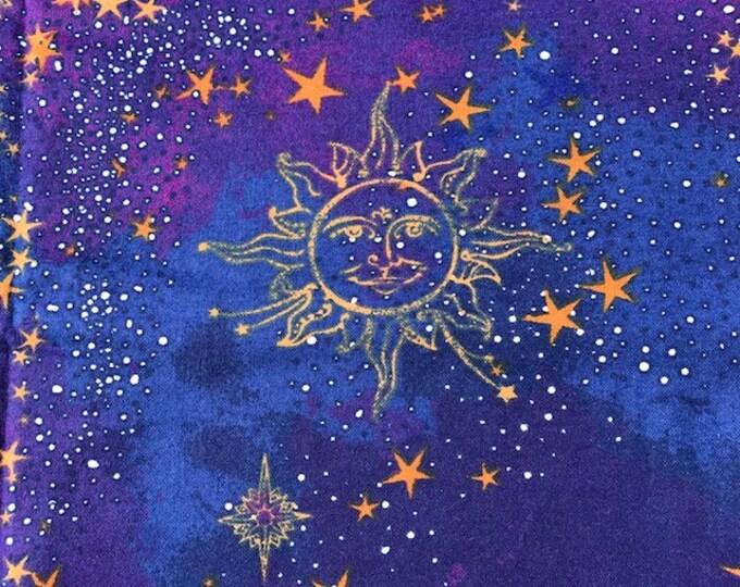 XS-XXL Moon and Stars Bandana