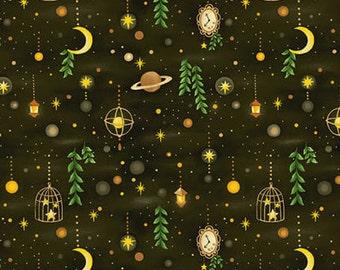 XXS-XXL Mystical Fairy Forest Bandana Bib