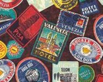 XXS-XXL Travel Stickers Bandana