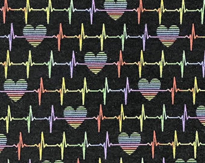 XXS-XXL Baby, Baby, Can't You Hear My Heartbeat Bandana Bib