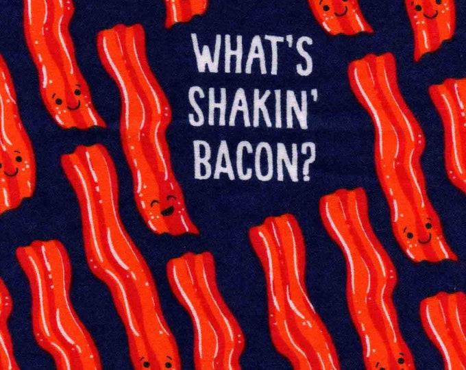 XS What's Shakin' Bacon Bandana