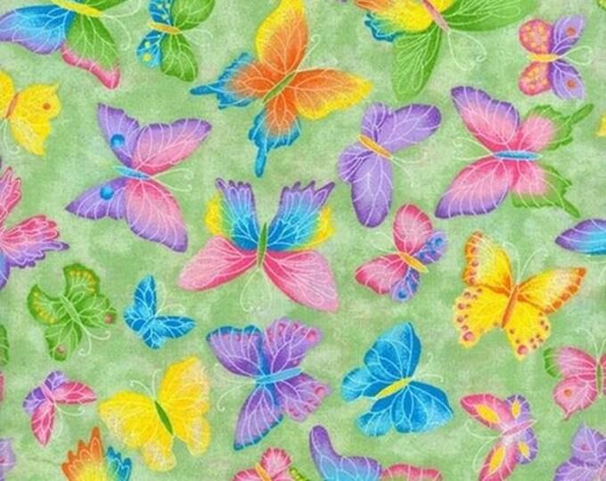 XS-XXL Glittery Butterfly Bandana