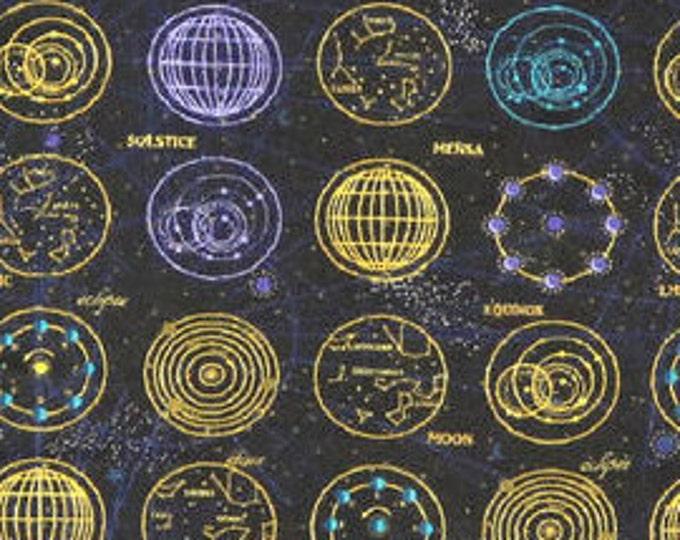 XXS-XXL Solstice Maps Bandana Bib