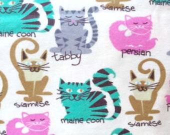 XXS-XXL A Cat Menagerie Bandana
