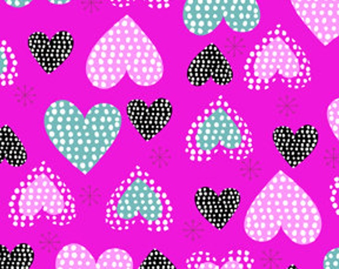 XXS-XXL Bright Hearts Bandana