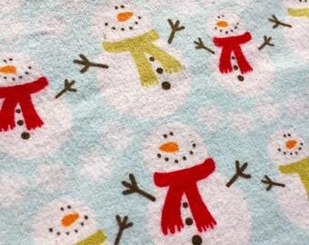 XXS-L Snowman Bandana