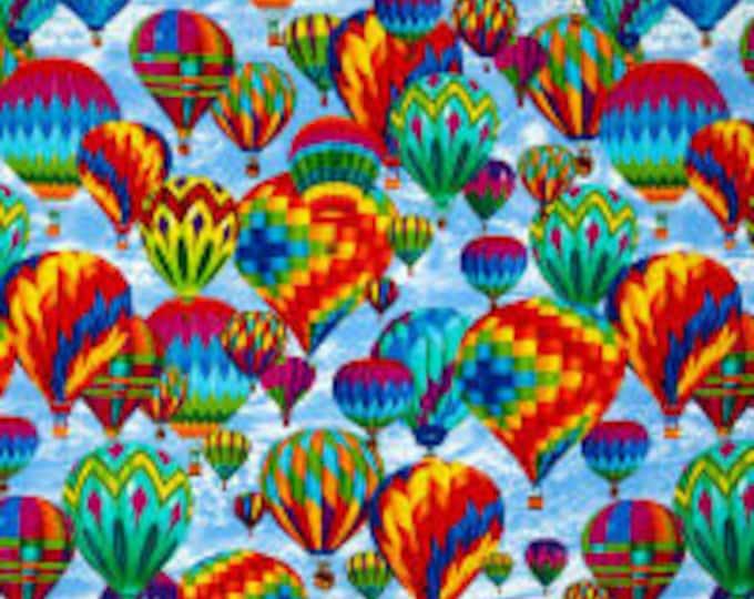 XXS-XXL Colorful Hot Air Balloon Bandana