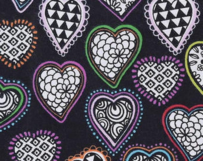 XXS-XXL Kaleidoscope Hearts Bandana-.