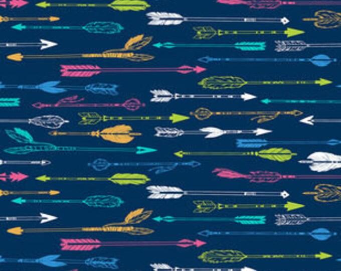 XXS-XXL Arrows on Navy Bandana