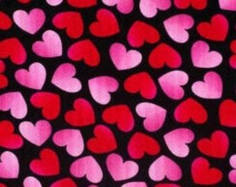XXS-XXL Ombre Hearts Bandana Bib