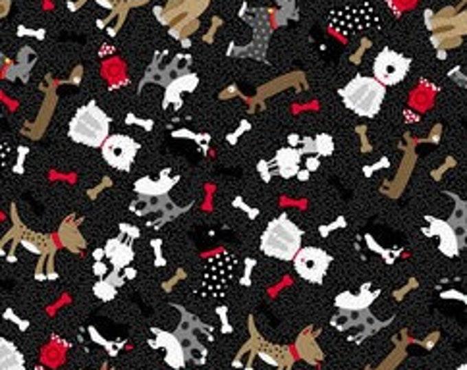 MTO Adjustable, Snapped Bandana Bib XXS-XXL Tossed Mixed Patterned Pups
