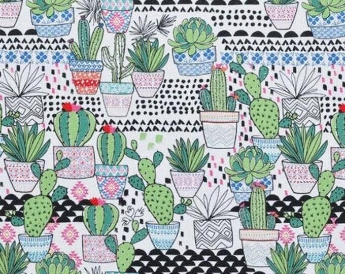 Bandana Bib XXS-XXL Potted Cactus