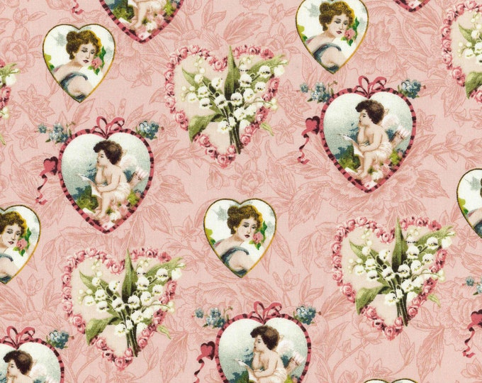 XXS-XXL Victorian Valentines Bandana