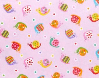 XXS-XXL Colorful Patterned Snails Bandana
