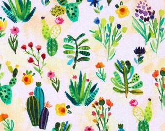 XXS-XXL Viva la Cactus Bandana Bib