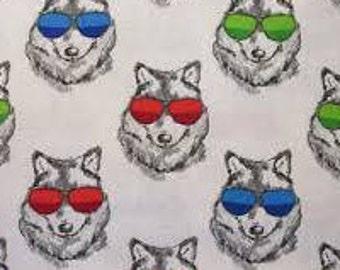 XXS-XXL I Wear My Sunglasses at Night Bandana- .